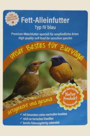 Claus universeelvoer IV Blauw 500gram (Claus Fett-Alleinfutter Typ IV blau)