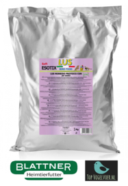 LUS Esotix Eggfood + Germix 1kg (Lus Esotix - Semi-Morbido mit Germix)