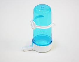 Water Fountain Blue 200ml With Meshclip (Fontäne 200 ml weiß-blau getönt - für Vierkantgitter)