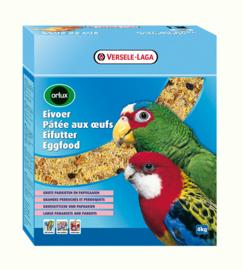 Orlux eivoer droog grote parkiet & papegaai 4kg (Orlux Großsittiche u. Papageien)