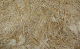 Coco-Sisal-Jute-Cotton 500gram (Cocos-Sisal-Jutefasern-Baumwolle (500 g)