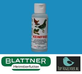 Désinfectant Pour Eau Potable Sans Germes 100ml (Keimfrei - Trinkwasserdesinfektion 100 ml)