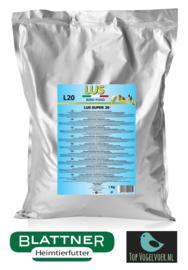 LUS L20 Eivoer 20% Eiwit 1kg (Lus Super 20 % trocken)
