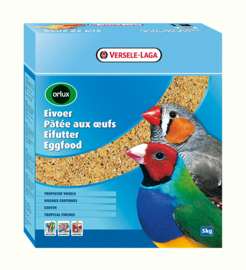 Versele-Laga Orlux Eggfood Dry for Tropical Finches 5kg (Orlux Exoten trocken)