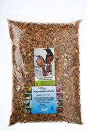 claus Trocken-Weichfutter Typ II grün (1000 g)