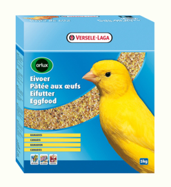 Versele-Laga Orlux Eggfood Dry for Canaries 5kg (Orlux Kanarien trocken gelb)
