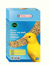 Versele-Laga Orlux Eggfood Dry for Canaries 1kg (Orlux Kanarien trocken gelb)