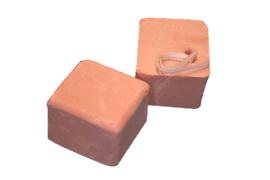 Kalkblok voor kleine parkieten 1 stuk (Englische-Picksteine klein für Sittiche)