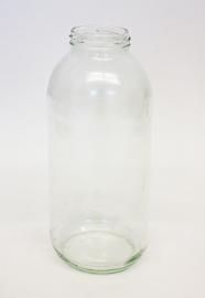 Reserve fles glas 1 liter voor mijnlamp (Ersatzflasche Glas 1Liter)