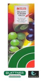 Fruitvliegenval 4 stuks (Fruchtfliegenfalle 4 Stück)
