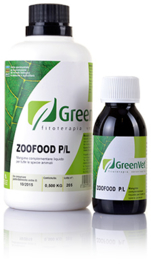 GreenVet Zoofood PL  Respiratory Infections 100ml (GreenVet - Zoofood P/L)