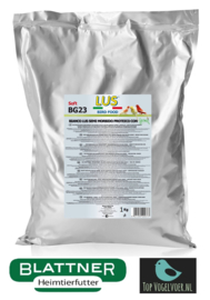 LUS BG23 Bianco Eivoer + Germix 1kg (Lus Bianco semi-morbido- BG 23 mit Germix)