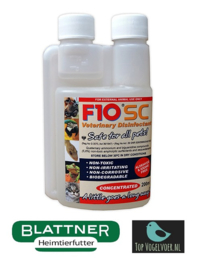 F10 SC Désinfectant Vétérinaire à Large Spectre 200 ml (F 10 SC 200 ml)