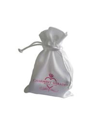 Verzilverde ketting hart hanger Mom - mama ketting