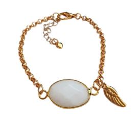 Armband Gold Wing