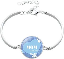 Mama armband - Mom Love you
