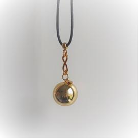 Zwangerschapsketting Gold Infinity