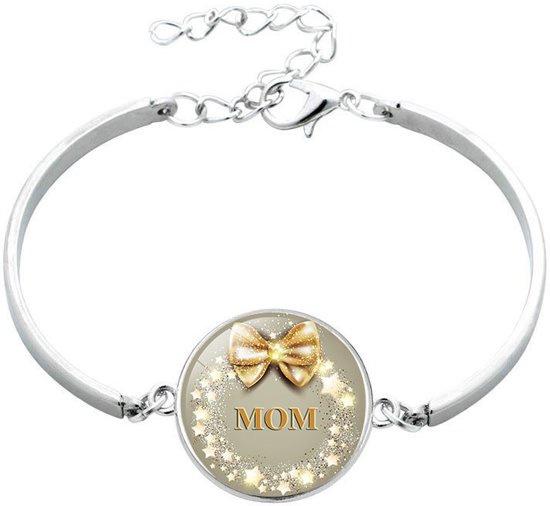 Mama armband Mom - moeder armband - moederdag cadeau