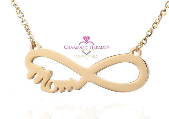 Ketting Infinity Mom Gold