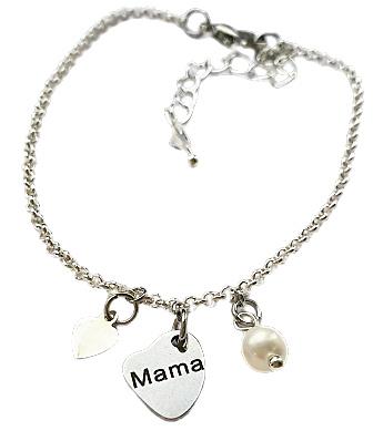 Mama armband Love