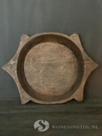 Oude houten schaal | PMR
