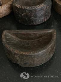 Oud Tempelbakje hout | India (13)