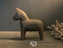Sober stenen paardje | Groot