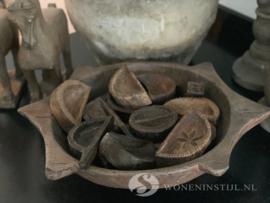 Oud Tempelbakje hout | India (1)