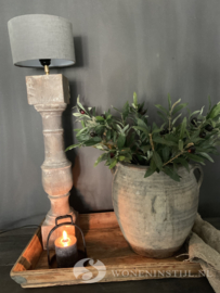 Lamp | Oude baluster