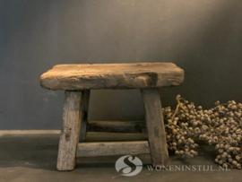 Krukje oud hout