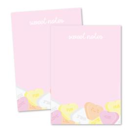 Notitieblok | Sweet notes