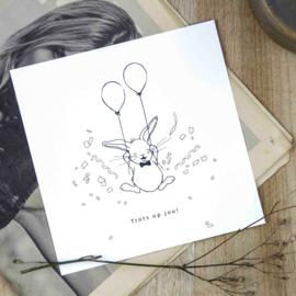 Postkaart | Trots op jou!