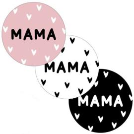 Stickers | Mama | 3 stuks