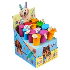 100% natuurlijk hondenijsje – verkoelend ijsje voor uw hond!