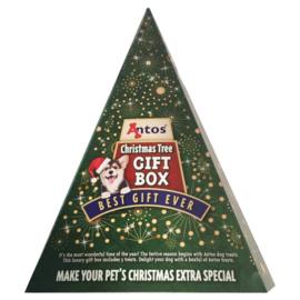 Kerstboom snack kerstcadeau voor honden