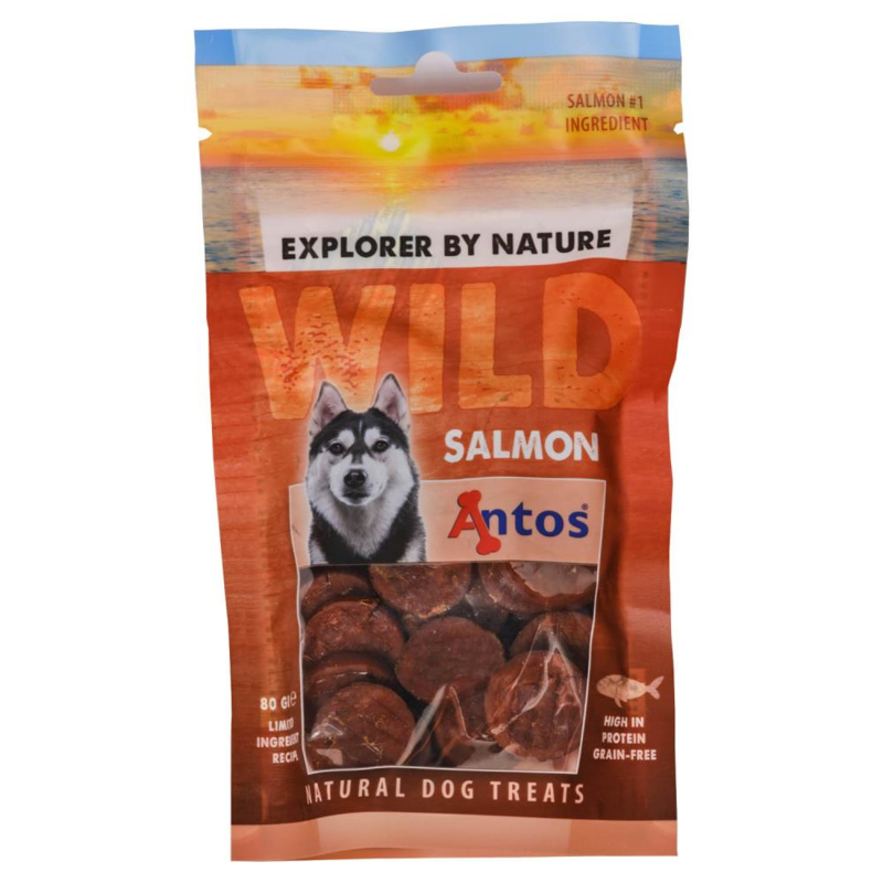 Wild Zalm - Honden Training Beloning Snacks