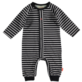 B.E.S.S. Suit Striped