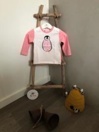 B.E.S.S. Shirt Penguin Hearts
