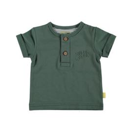 B.E.S.S. T-Shirt Henley