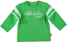 B.E.S.S. Shirt Longsleeve Hello Ladies