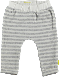 B.E.S.S. Pants Striped Grey