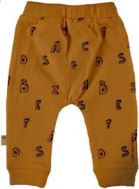 B.E.S.S. Pants AOP Letters