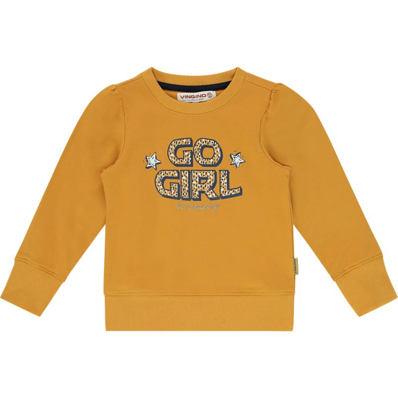 Vingino Sweater Niska Mini Oker