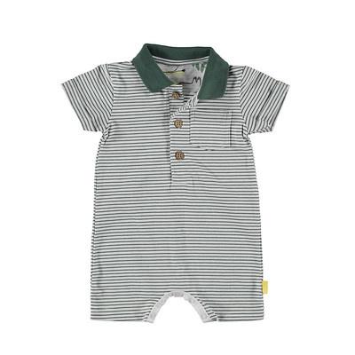 B.E.S.S. Playsuit Stripe Polo
