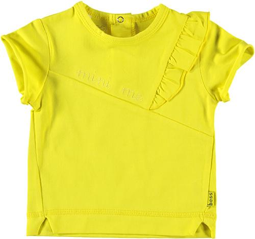 B.E.S.S. T-Shirt Mini Me Yellow
