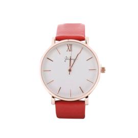 Horloge x rood
