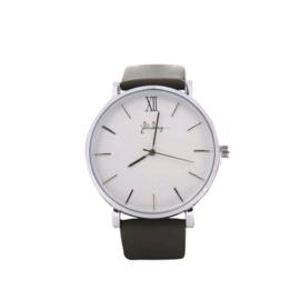 Horloge x zwart