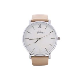 Horloge x crème