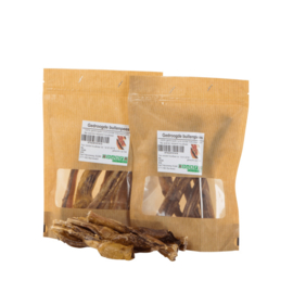 Snack DARF Gedroogde Bullenpees 250 gram