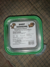 Bandit bio vleesmix kat 12 x 480 gram